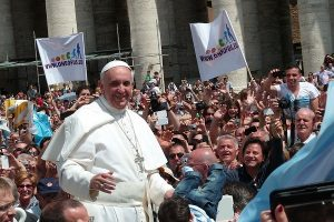 Pope Francis Seems to Show Support for Palestinians
