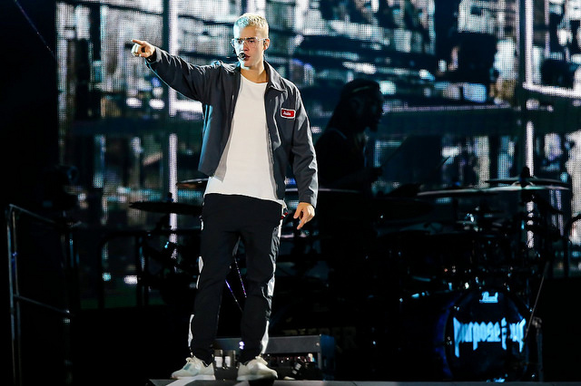 Justin Bieber Surprises Coachella With His Faith
