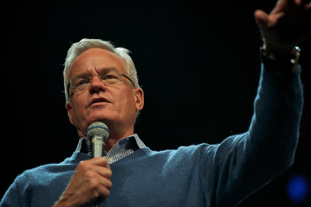 Disgraced Megachurch Pastor Bill Hybels Retires Early
