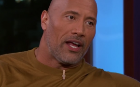 "God is Dwayne Johnson's ""Rock"" For Support"