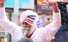 Sikhs Celebrate Turban Day by Breaking World Record