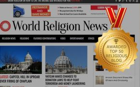 World Religion News Ranked #2 of Top 50 Religious Blogs and Websites