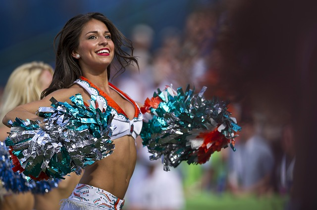 Christian NFL Cheerleader Brutally Attacked For Her Faith
