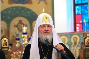 Patriarch Kirill says Religion Can Defeat Terrorism
