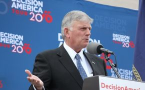 Franklin Graham: Stormy Daniels is Not Your Business, God Chose Trump
