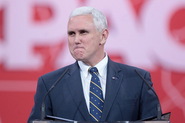 """Mike Pence Lies Says """"Faith is Rising Across America,"""" But the Numbers Tell Another Story"""