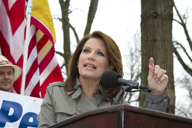 Michele Bachmann Apologizes To The Jewish Community