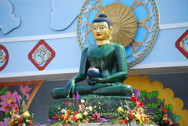 How Did This Giant Jade Buddha Travel The World?