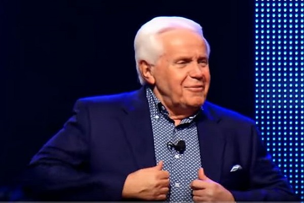 Televangelist Asking for Donations for Private Jet to Avoid The Demons on Commercial Flights