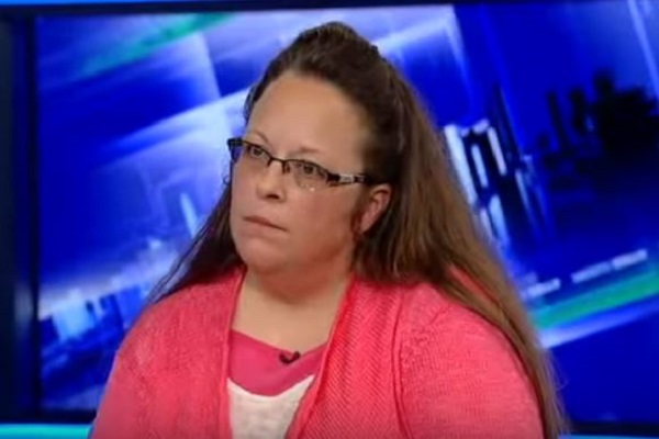 Gay Man Denied Marriage License Lose Primary Bid to Kim Davis
