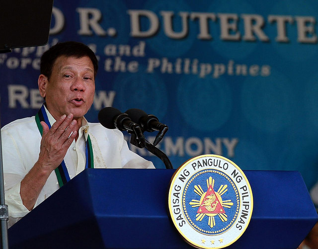 "Filipino President Attacks Christians And Calls God ""Stupid"""
