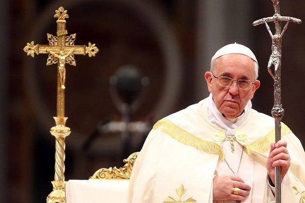 The Pope Said No. Non-Catholic Spouses Cannot Receive Communion