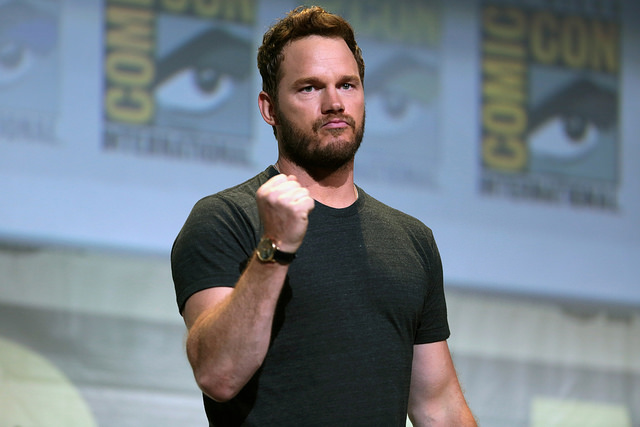 Chris Pratt Preaches At MTV MTV Movie & TV Awards About God