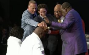 John Gray's Relentless Church Installation Service