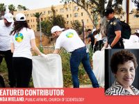 Scientology's Hollywood Cleanup Brightens Streets and Lives