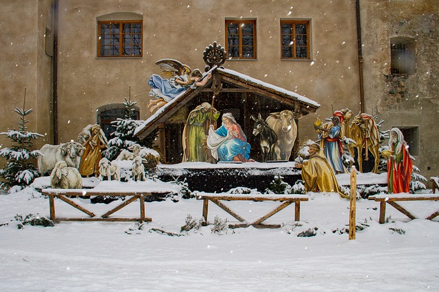 Freedom From Religion Foundation Overturns Ban On Secularity Nativity Scene