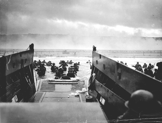 How The World Turned To God For D-Day