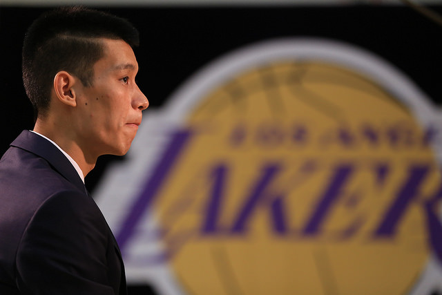 NBA Player Jeremy Lin Worries About Your Soul
