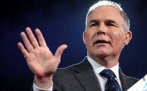 Scott Pruitt's Battle to Bring More Religion Into the EPA has Come to an End