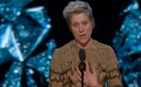 Frances McDormand Will Voice God in 'Good Omens'