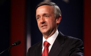 Pastor Jeffress Defends Trump's Playboy Model Scandal by Calling Ronald Reagan a 'Womanizer'