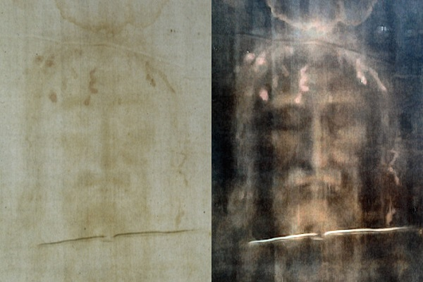 Bloodstains on the Shroud of Turin Are Likely Not of Jesus Christ