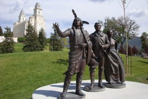 "Mormons Celebrate Their Biggest Holiday ""Pioneer Day"""