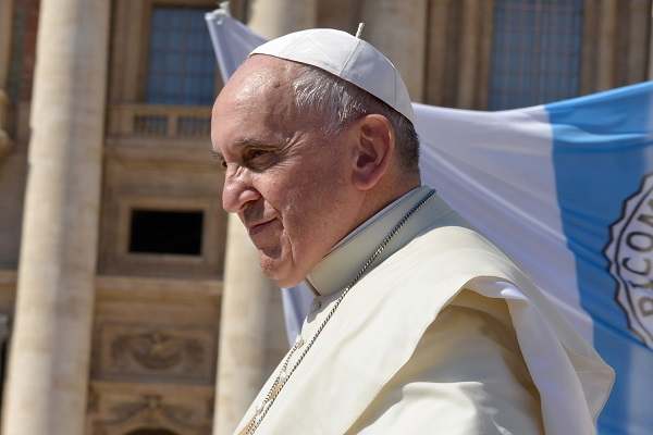 Pope Francis Warns on Climate Change: Turning Earth into a Desert, Pile of Rubble