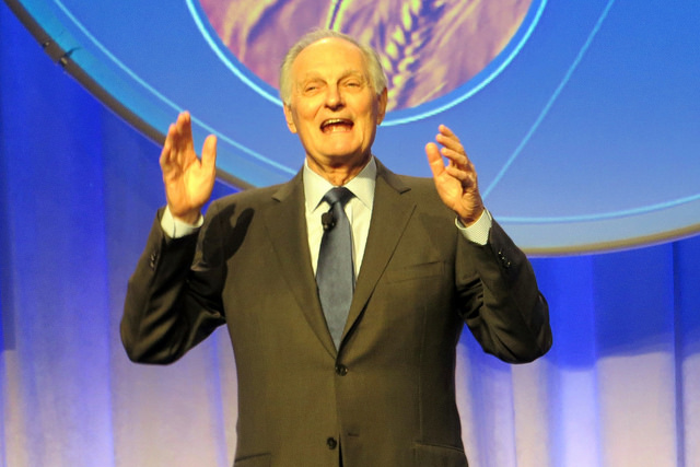 Actor Alan Alda's Strange Journey To Becoming Agnostic