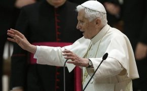 Pope Benedict XVI Accused of anti-Semitism