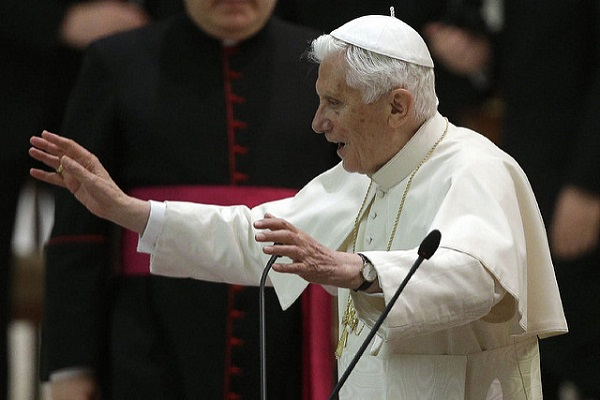 Pope Benedict Accused of anti-Semitism