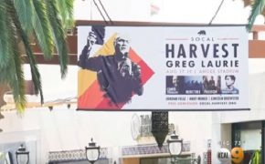Greg Laurie Hosts 29th SoCal Harvest Amid Billboard Controversy