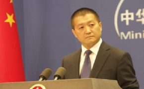Chinese Spokesperson Refutes Claims China has Muslim Internment Camps