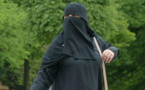 Danish burqa ban comes into effect amid protests