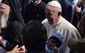 Pope Francis Urges Action Rather Than Apathy in Fight Against Evil