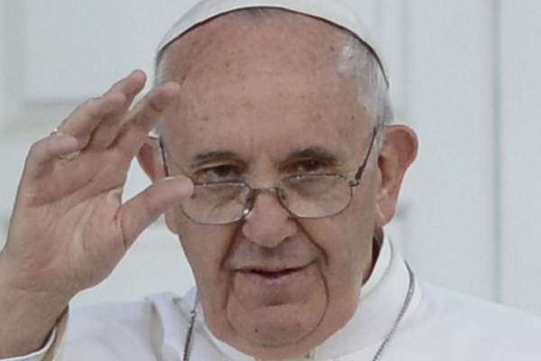 Pope Says Parents Shouldn't Condemn Their Gay Children