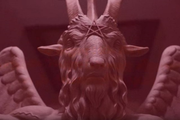The Satanic Temple Bringing Baphomet Statue to Protest in Arkansas
