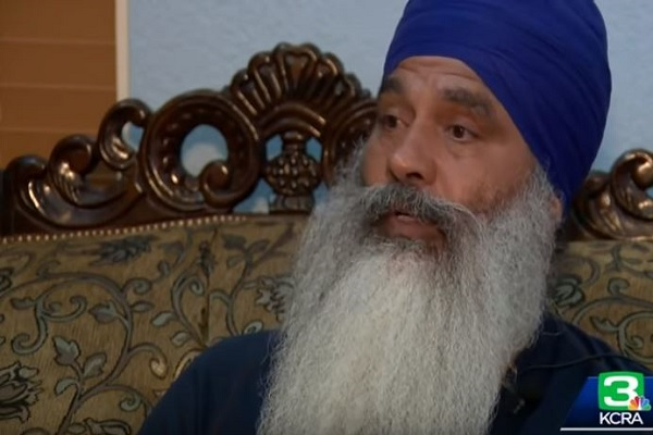Sikh's Turban Saved His Life
