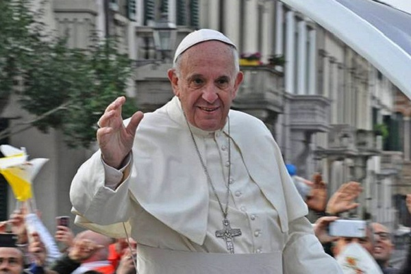 Pope Francis Warned Lithuania on the Resurgence of anti-Semitism