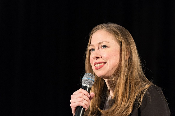 "Chelsea Clinton Says it Would be ""Un-Christian"" to Oppose Abortion"