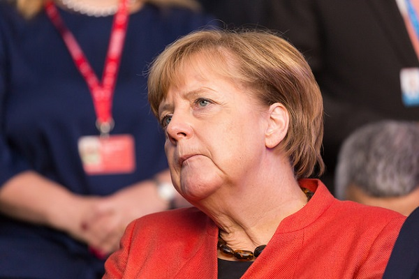 Merkel Outraged Over Nazi Chants in Far-right Rally