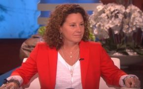 "School Counselor ""Outed"" by Catholic High School Shares Her Story on 'Ellen'"