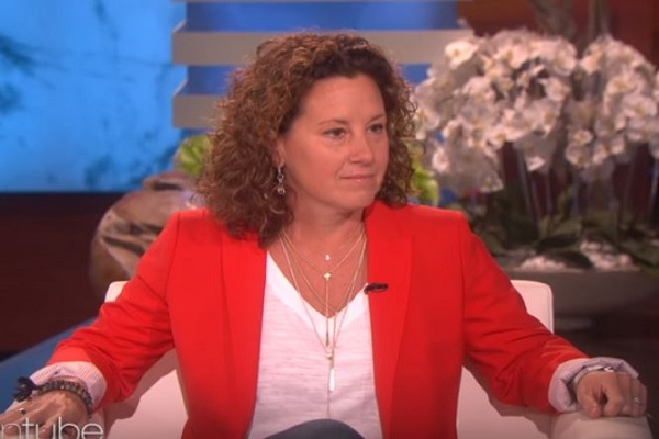 "School Counselor ""Outed"" by Catholic High School Shares Her Story on ""Ellen"""