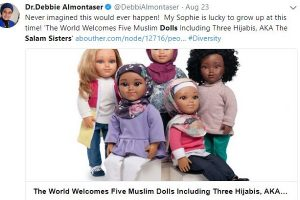The Salam Sisters Dolls Inspired by Real-life Hijabi Women!