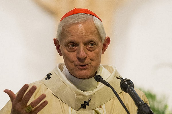 D.C. Archbishop Donald Wuerl Resigns Over Clerical Sex Abuse Crisis