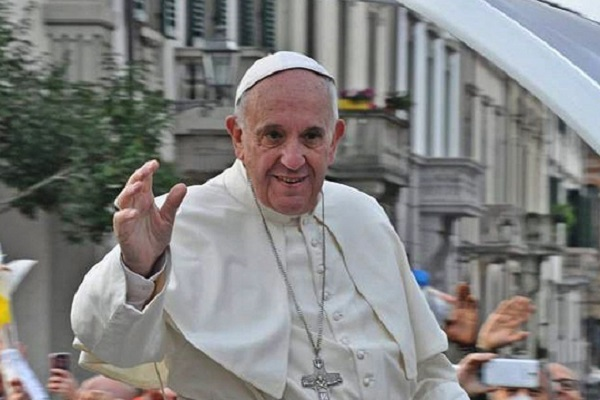 U.S. Confidence in Pope Francis Drops