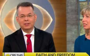 Pastor Brunson's Interview After Being Released from Turkish Prison