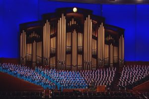 Mormon Tabernacle Changes Name: Mormon Name is Offensive