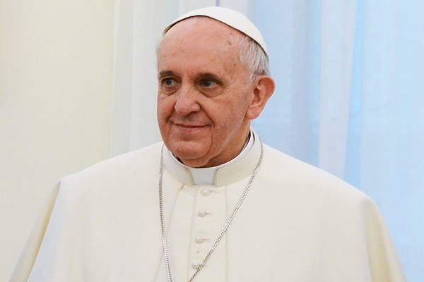 "Pope Francis Compares Abortion to ""Hiring a Hitman"""