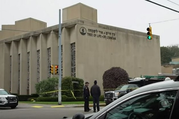 Holocaust Survivor Escaped Death at Tree of Life Synagogue